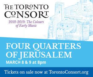 Toronto Consort #1 - 3/10/2019