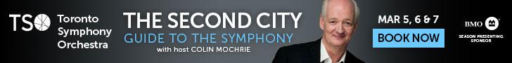 Toronto Symphony Orchestra #1 - 3/7/2019
