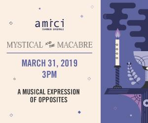 Amici Chamber Ensemble - 4/1/2019
