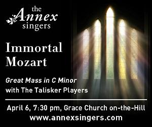 Annex Singers - 4/7/2019