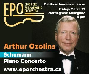 Etobicoke Philharmonic - 3/23/2019