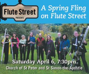 Flute Street - 4/7/2019