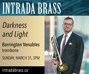Intrada Brass of Oakville - 4/1/2019