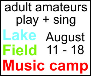 Lake Field Music - 4/7/2019