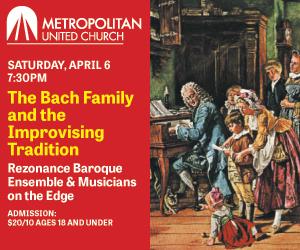 Music at Metropolitan #2 - 4/7/2019