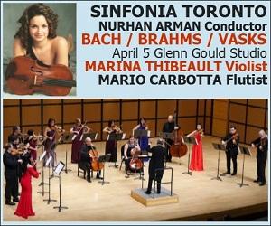 Sinfonia Toronto - 4/6/2019