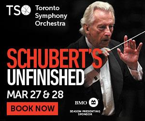 Toronto Symphony Orchestra #3 - 3/28/2019
