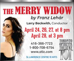 Toronto Operetta Theatre - 4/29/2019