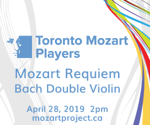 Toronto Mozart Players - 4/29/2019