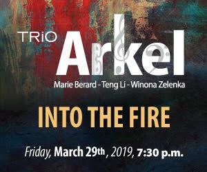 Trio Arkel - 3/30/2019