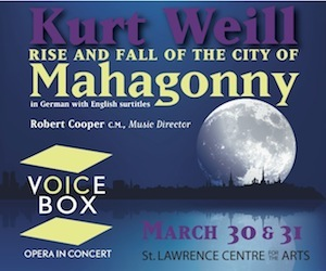Voicebox - Opera in Concert #1 - 4/1/2019