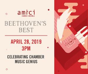 Amici Chamber Ensemble - 4/29/2019