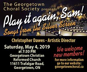 Georgetown Choral Society - 5/5/2019