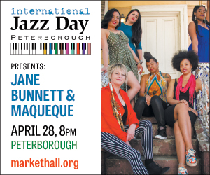 International Jazz Day Peterborough - 4/29/2019