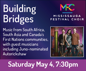 Mississauga Festival Choir - 5/5/2019