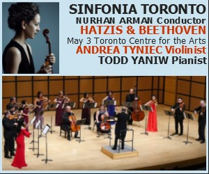 Sinfonia Toronto - 5/4/2019