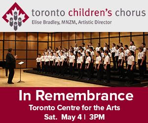 Toronto Children's Chorus #2 - 5/5/2019