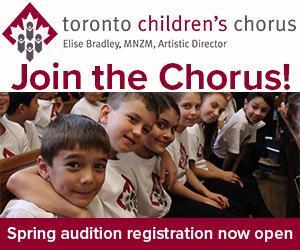 Toronto Children's Chorus #3 - 5/8/2019