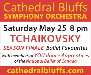 Cathedral Bluffs Symphony Orchestra - 5/26/2019
