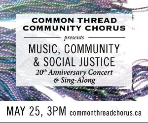 Common Thread Community Chorus - 5/26/2019