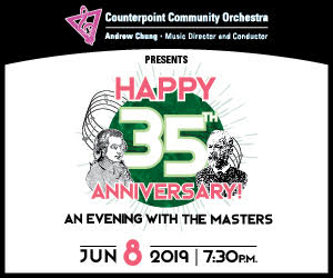 Counterpoint Community Orchestra - 6/8/2019