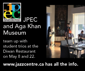 Jazz Performance and Education Centre - 5/23/2019