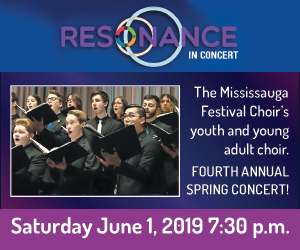 Mississauga Festival Choir - 6/2/2019