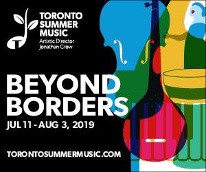 Toronto Summer Music - 6/7/2019