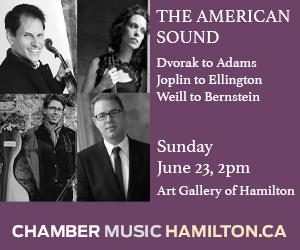 Chamber Music Hamilton - 6/24/2019