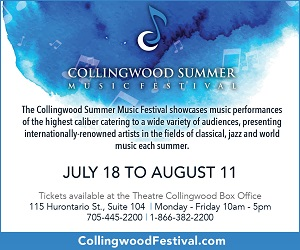Collingwood Summer Music Festival #2 - 8/12/2019
