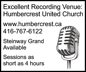 Humbercrest United Church - 2/8/2020