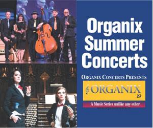 Organix Concerts #1 - 7/24/2019