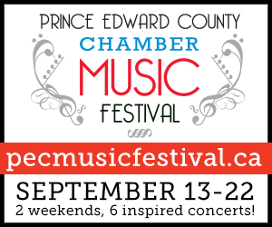 Prince Edward County Chamber Music Festival - 9/8/2019