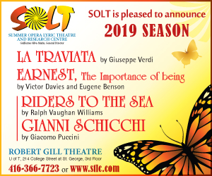 Summer Opera Lyric Theatre - 8/31/2019