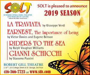 Summer Opera Lyric Theatre - 8/31/2019