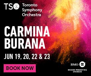 Toronto Symphony Orchestra #2 - 6/24/2019