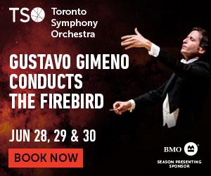 Toronto Symphony Orchestra #3 - 7/01/2019