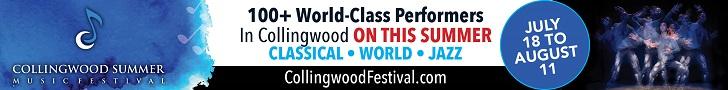 Collingwood Summer Music Festival #1 - 8/12/2019