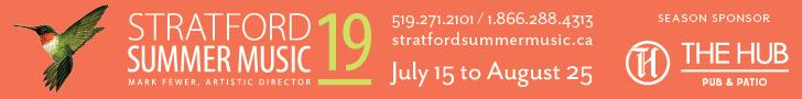 Stratford Summer Music #1 - 8/26/2019