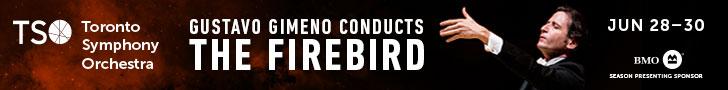 Toronto Symphony Orchestra #1 - 7/1/2019