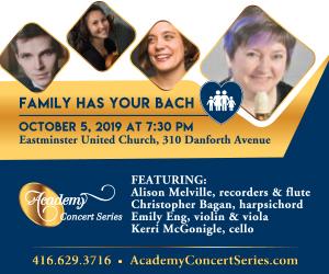 Academy Concert Series - 10/6/2019