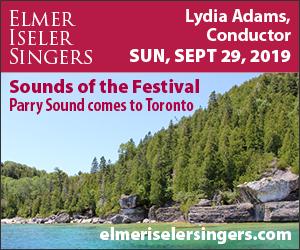 Elmer Iseler Singers - 9/30/2019