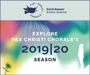 Pax Christi Chorale - 10/7/2019
