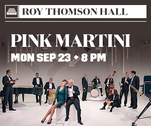 Roy Thomson Hall #2 - 9/24/2019