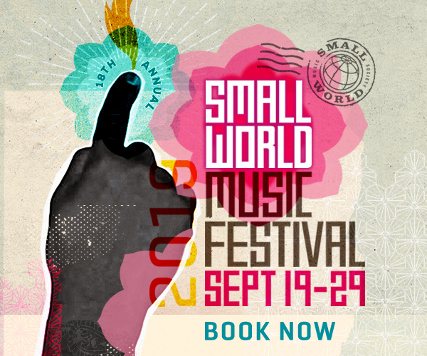 Small World Music - 10/7/2019