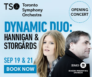 Toronto Symphony #2 - 9/22/2019