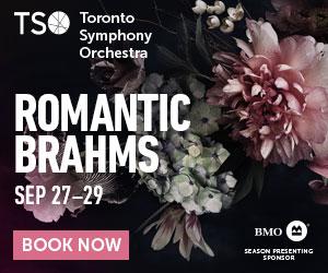 Toronto Symphony #3 - 9/30/2019