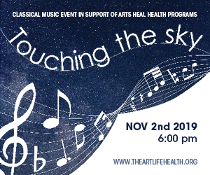 Arts Heal Health Programs - 11/3/2019