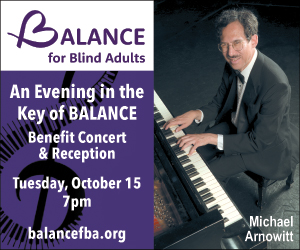 BALANCE for Blind Adults - 10/16/2019