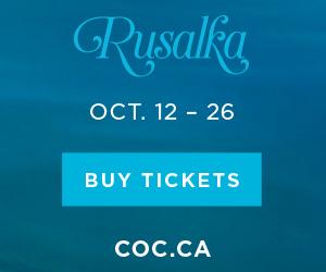 Canadian Opera Company #3 - 10/27/2019